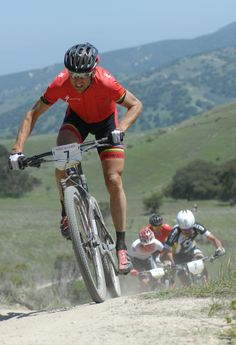 Sea Otter Classic Pro Cross-Country Events Go To A Seasoned Pro And Defending Champ | News | mountain-bike-action