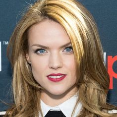 Pin for Later: Gotham's Erin Richards Was Beyond Thrilled to Kiss Costar Ben McKenzie