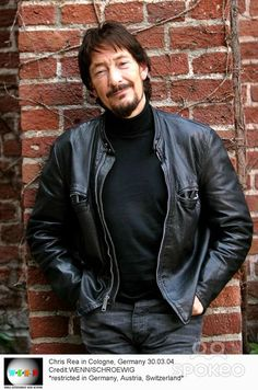 Chris Rea in Cologne, Germany 30.03.04