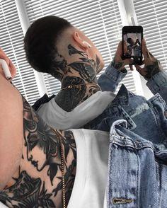 fresh cut #tattoo #tattoos #ink #traditionaltattoo #streetwear #streetstyle #inked #blackwork #blacktattoo