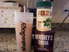 Reese's Peanut Butter Cup Shakeology