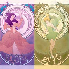 Disney Princesses as Seven Deadly Sins: Spot On or Royally Wrong?