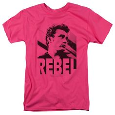 Dean - Rebel Rebel Short Sleeve Adult 18/1