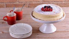 Cheesecake japonés con queso crema - Alma Obregón - Receta - Canal Cocina