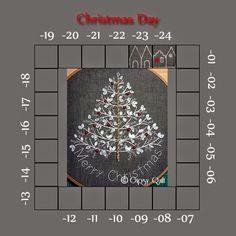 Gipsy Quilt: Challenge de Noël #01