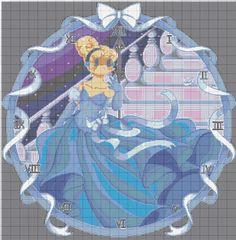 Cinderella Crafts, Cross Stitch Fairy, Point, Cinderella, Crosses