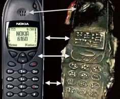 Does This 800-Year Old Mobile Phone Prove Aliens Exist?
