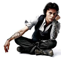 Strawberries, cherries and an angels kiss in spring, my summer wine is really made of all these things.-Ville Valo <3