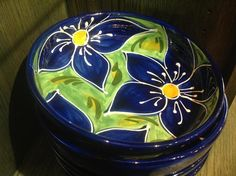 New Melissa Guerra Spanish Ceramics