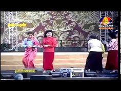 Angkor Sangkran 2015 | Khmer New Year Live From Siem Reap Province | Apr...