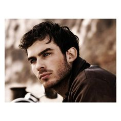 Actor Edits ❤ liked on Polyvore featuring boys, men, ian somerhalder, guys and models