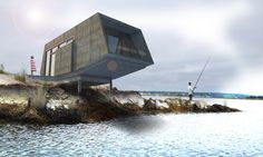 Kayak House - Hunt Architecture