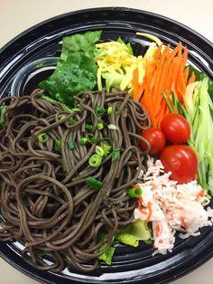 Oriental Salad with Sesame Vinigarette Dressing