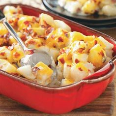 Ranch Potato Bake Recipe- making this tonight, with a few changes