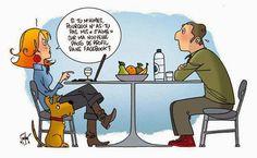 Notre classe de français: Les réseaux sociaux