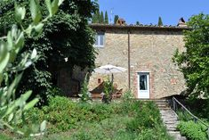 Podere La Rota is a blissful cottage for two in Tuscany, surrounded by olive groves and just ten minutes' stroll from the village http://www.organicholidays.com/at/3203.htm