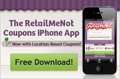 iPhone App - w/ Location - Store Pages - Mobile