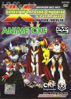 Digital Monster X Evolution Pelicula Mega Peliculas Digimon Anime