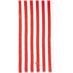 10.0lb./doz.,terry velour, striped cabana style beach towel.