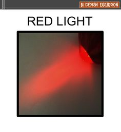 RED LIGHT IS A PRIMARY COLOUR