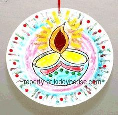 Artsy Craftsy Mom: Diwali craft ideas for the kids