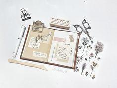 #mylifeinaleatherboundnotebook #travelersnotebookPH #midoritravelersnotebook #CreativeNook #iamjoanjay #iamJUANofakind Life Journal, My Life, Notebook, Creative, Art, Craft Art, Kunst, Gcse Art, Notebooks