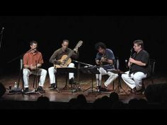 "Brazil, Choro music, Choro Famoso group performing ""Luis Americano Na Pre 3."""