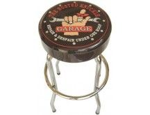 Busted Knuckle Bar Stool