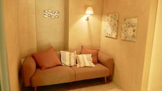 Relax area Sofa, Couch, B & B, Lilac, Boutique, Furniture, Home Decor, Settee, Settee