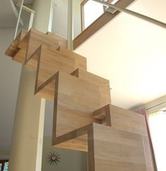 Stairs in middle of open concept room google search for Basement floor plans with stairs in middle