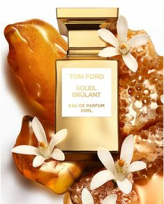 Tom Ford Soleil Brulant Eau De Parfum Review - Really Ree Tom Ford Private Blend, Toms, Tom Ford Beauty, Tom Ford Makeup, Black Honey, Makeup News, Perfume, Orange Flowers, Smell Good