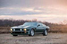 Introduced in 1977, the Aston Martin V8 Vantage was one of the fastest street legal cars in the world – and it was almost certainly the fastest 4-seater. All this speed was thanks to the new V8 that Aston Martin had developed in-house, it was an advanced engine for the age and it would stay...