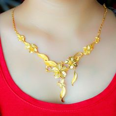 Gold Choker Necklace, Bridal Necklace, Necklace Set, Wedding Jewelry, Gold Jewellery Design, Gold Jewelry, Gold Fashion, Fashion Jewelry, Gold Bangles