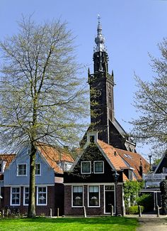 Edam, my Opa's hometown for many generations.
