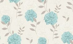 blue floral tumblr backgrounds - Google Search