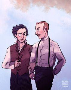 Retirement RDJ!Holmes and JL!Watson