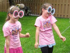 Fête de 8 ans de Meg-Ann | CatchMyParty.com