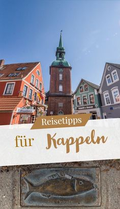 Kappeln in Schleswig-Holstein on the loop - I will give you tips for your perfect stay in Kappeln – a wonderful maritime place right on the S - North Sea, Baltic Sea, Woodland Party, Holiday Cocktails, Wanderlust Travel, Germany Travel, Travel Around The World, Cocktail Recipes, Eat Cake