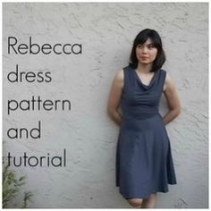 """Dress Sewing Pattern 