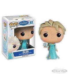 Frozen Vinyl Pop! Figur Elsa Hier bei www.closeup.de