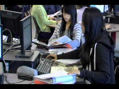 You Tube video on Learning Commons in British Columbia - shows examples at University level, high school and elementary. Remember - let the students guide the programming!