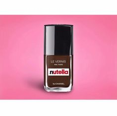 Nutella Nail Polish