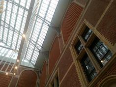 Plafond van de ingang