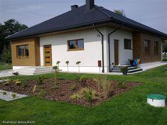 Projekt domu Liv 3 130,11 m2 - koszt budowy 209 tys. zł - EXTRADOM House, Home, Homes, Houses