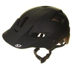 Giro Feature Helmet - Matt Black