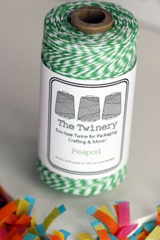 lovely baker's twine from bake it pretty.