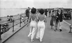 Moda plażowa przed wojną