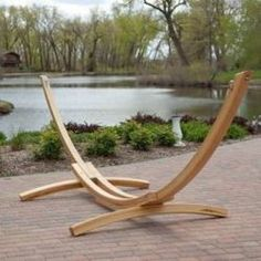 cypress wood hammock stand outer banks roman arc cypress hammock stand   cahs   shell outdoor      rh   pinterest