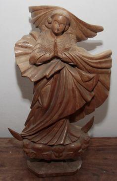 Zeus. Nossa Senhora da Conceição. 55x30x15 cm