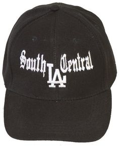 South Central Los Angeles Adjustable Velcro Hat - 1114 Clover. $4.95